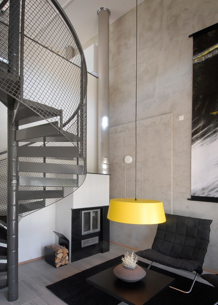 Industrial Staircase Design