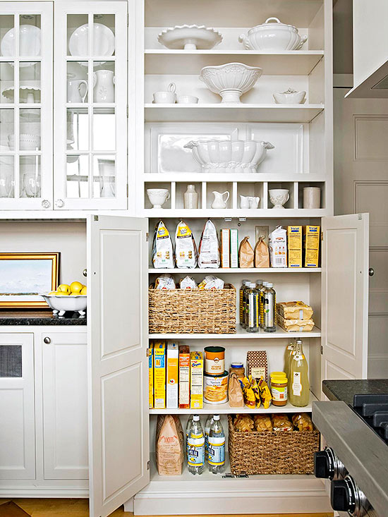 Kitchen Pantry Design (15)