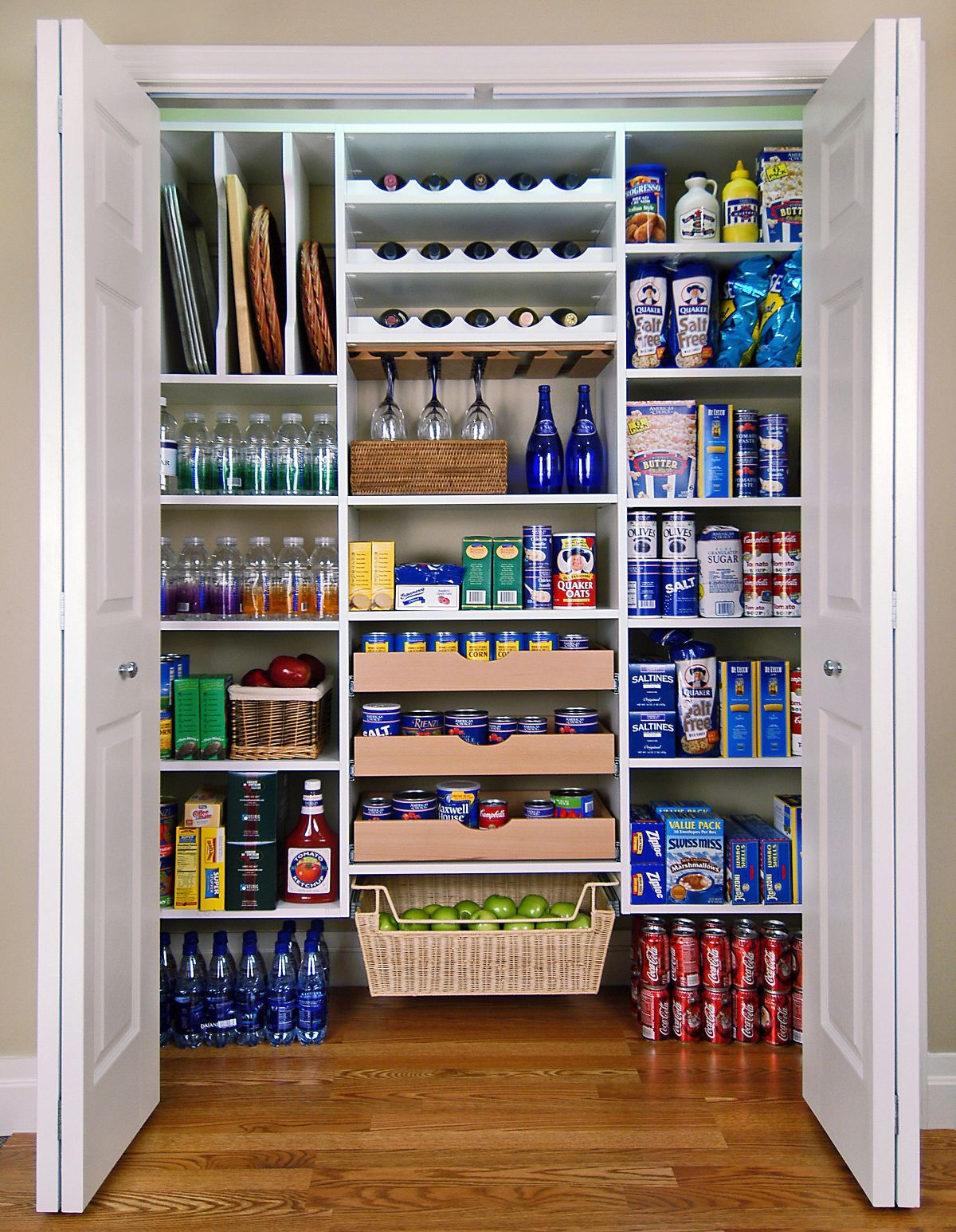 Kitchen Pantry Design (18)
