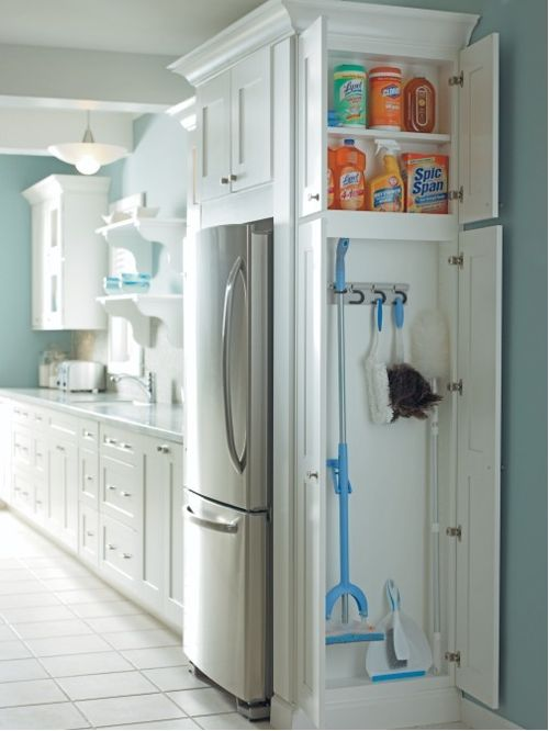 Kitchen Pantry Design (21)