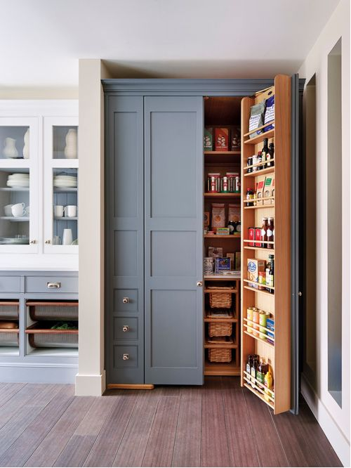 Kitchen Pantry Design (23)