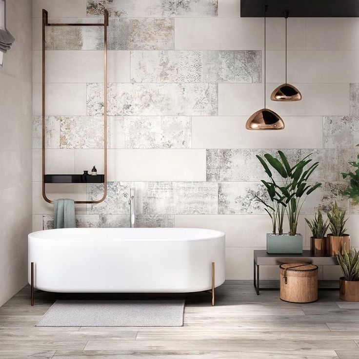 Wonderful Bathtub Ideas with Modern Design dwellingdecor