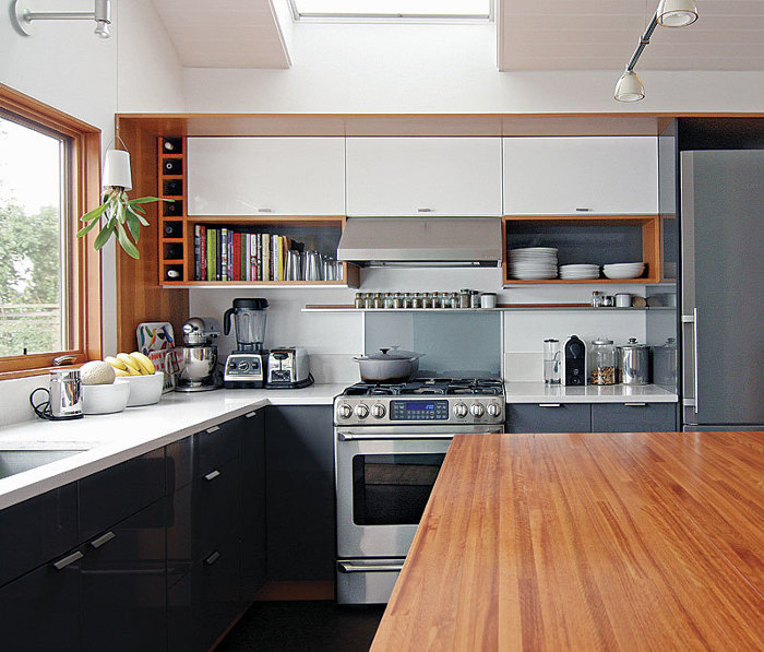 Minimalist Kitchen Design (10)