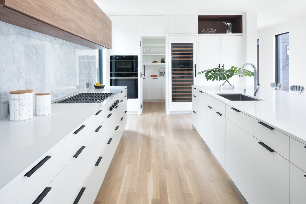 Minimalist Kitchen Design (3)