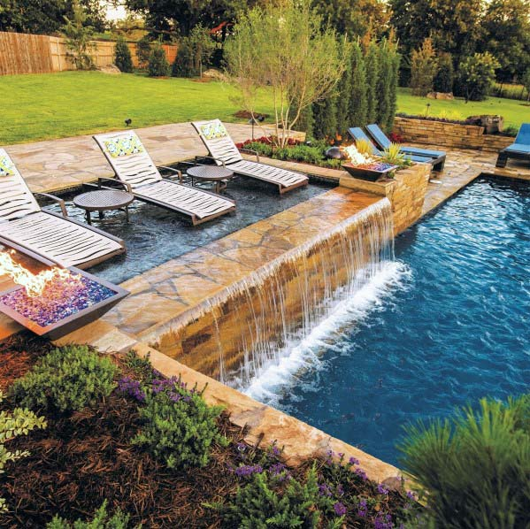 Pool Waterfall Ideas (17)