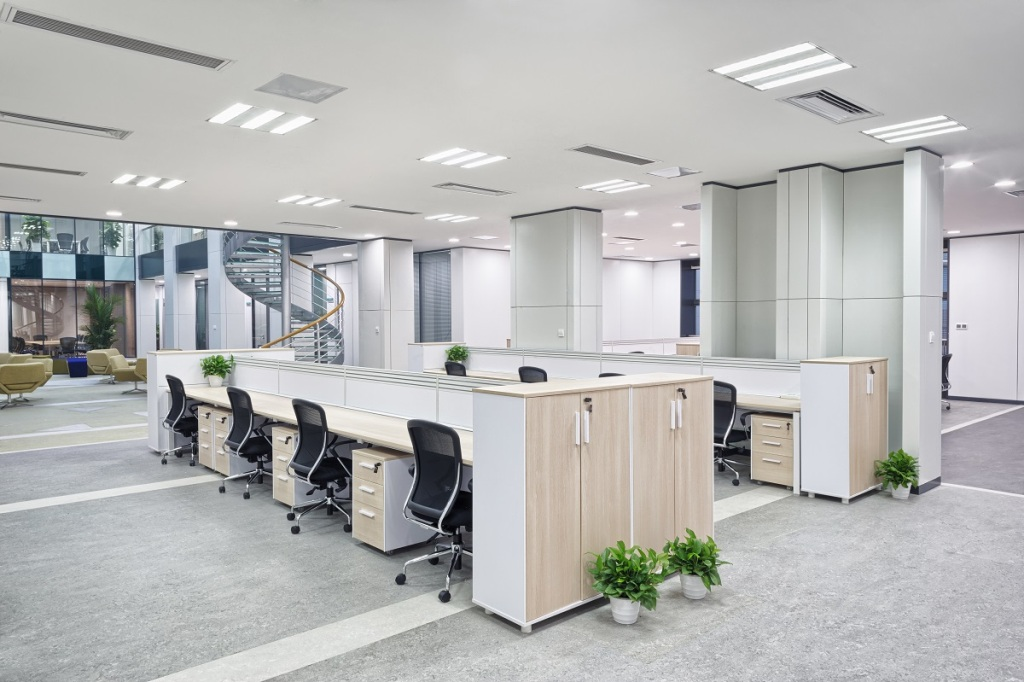 Redesigning an Office For Enhanced Productivity