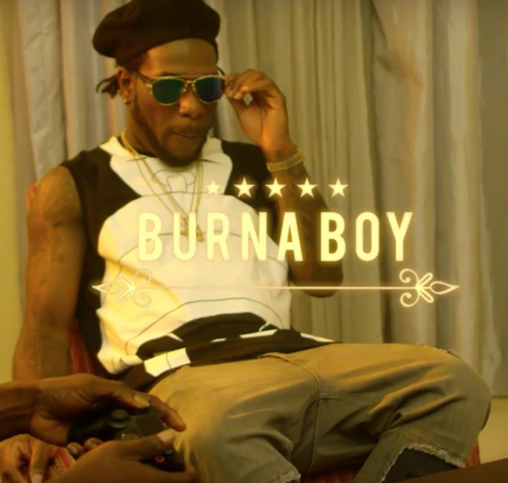 New Video - Burnaboy - Rizzla