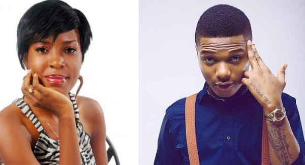 Photo of Wizkid and Linda Ikeji : The Feud Continues