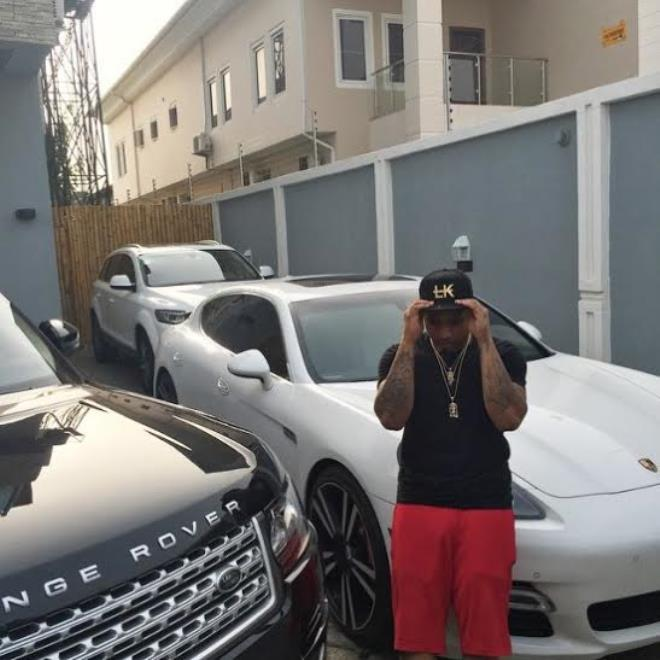 Photo of Top 10 Nigerian Celebrities with the Most Expensive Cars [Part 2]