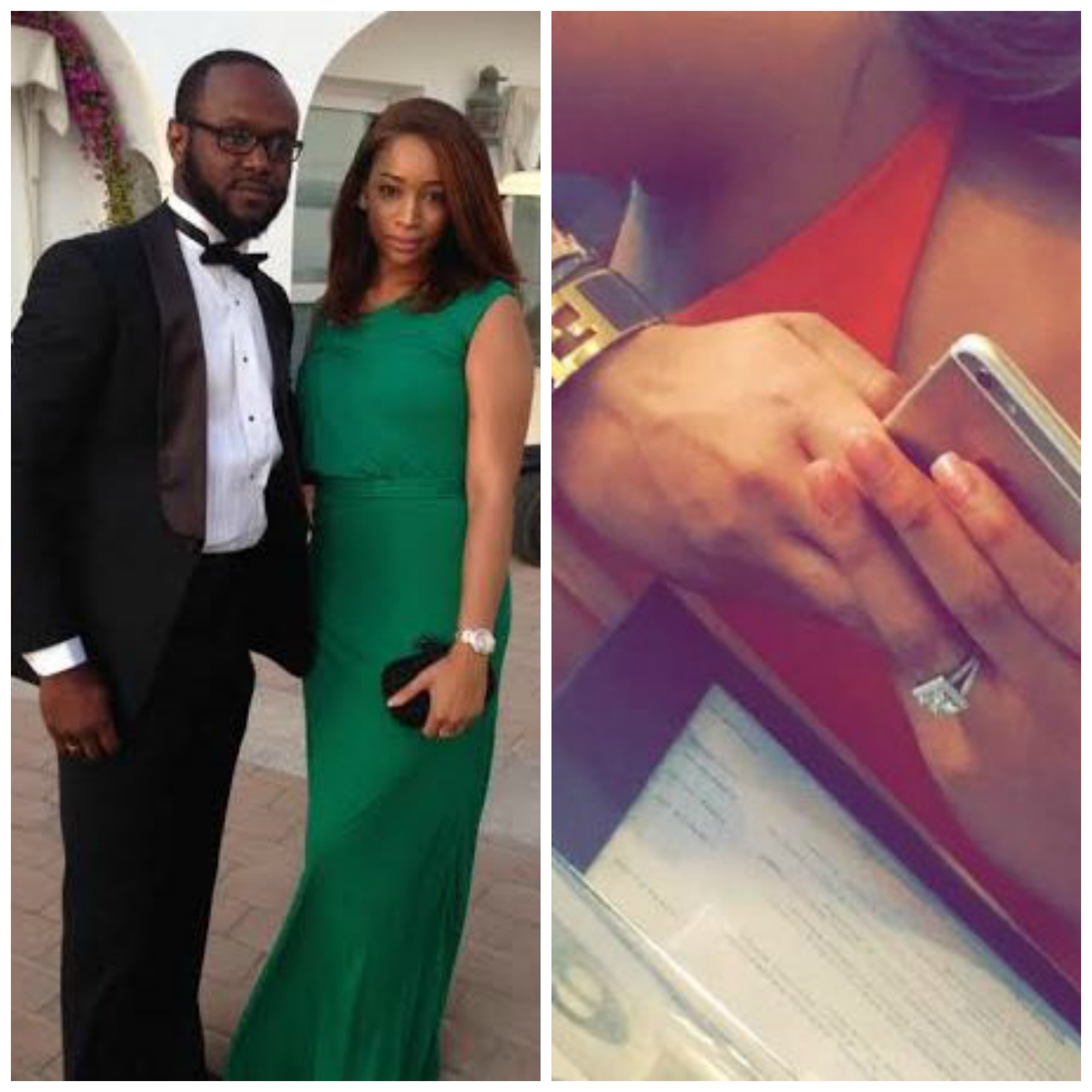 Photo of Bola Tinubu's Son Set to Wed Lebanese Fiancee: Check Out Pre-Wedding Photos