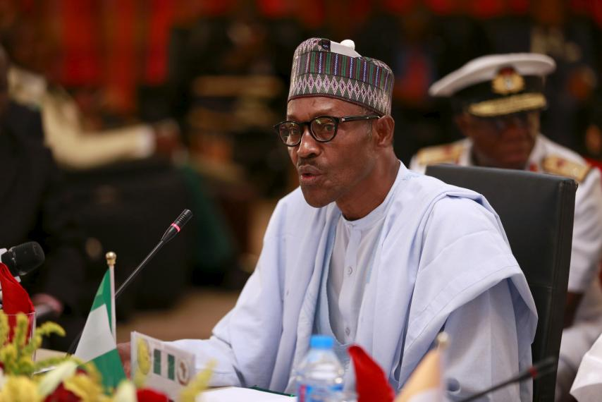Photo of Buhari Responds to Biafra Agitators