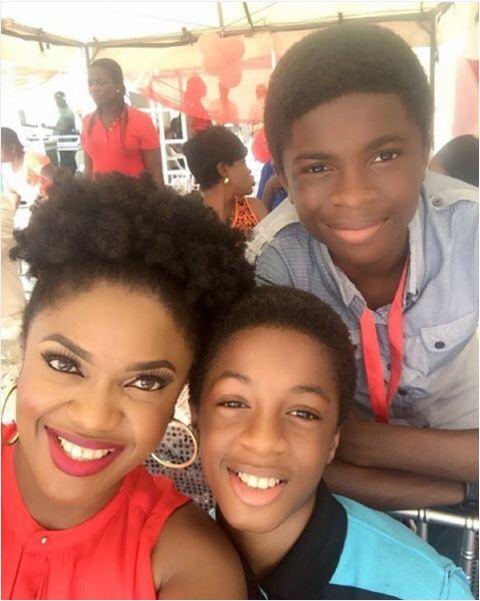 Omoni-Oboli-and-2-of-her-sons