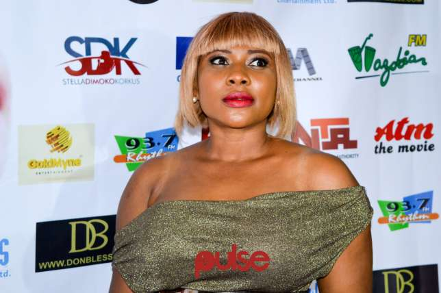 Photo of ATM Movie Premiere Star Studded, at Silver Bird Lagos