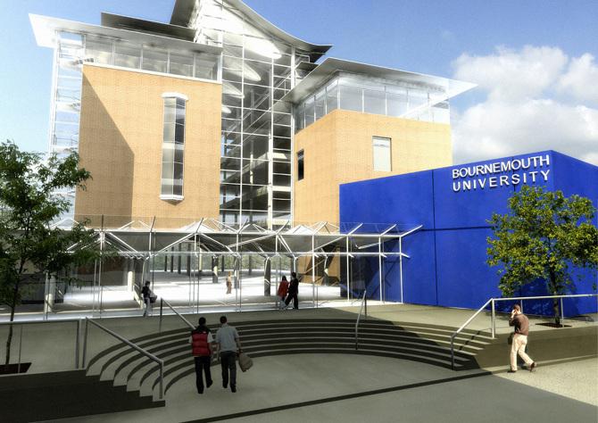 Photo of Bournemouth University International Scholarships, UK.
