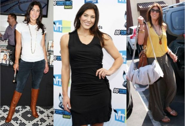 Photo of Top 10 Most Fashionable Female Athletes