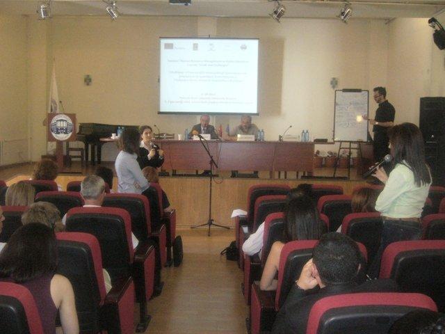 Photo of Seminar on Human Resource Management