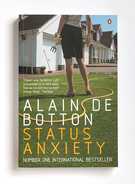 status anxiety book