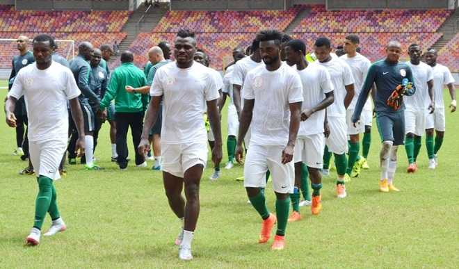 Photo of Super Eagles, Luxembourg Match Date Shifted