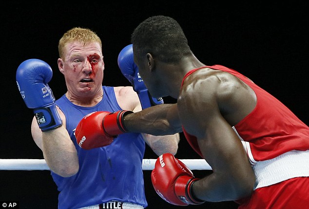 Photo of Pre-Match Foreign Training Tour Refused for Nigerian Boxer Ajagba