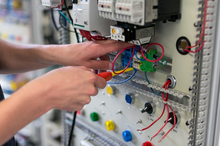 Photo of Electrical Technician Needed at Kuramo Industries Limited