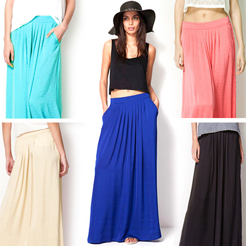 Photo of How To Wear A Maxi Skirt [3]