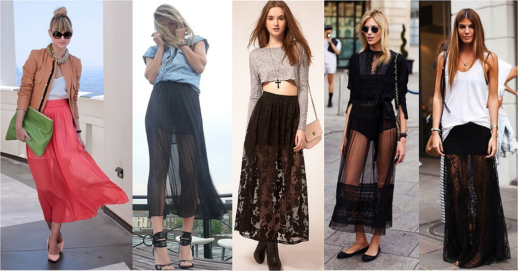 Photo of How To Wear A Maxi Skirt [2]