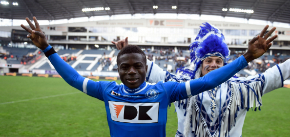 Photo of Moses Simon Loses Sister