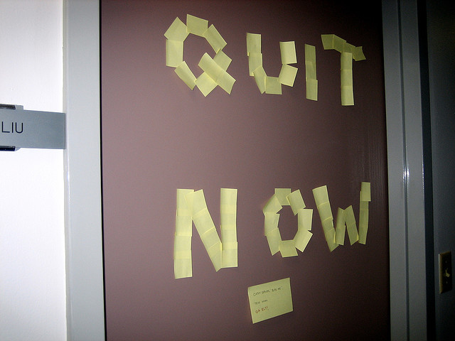 Photo of Signs That It is Time To Quit Your Job [3]