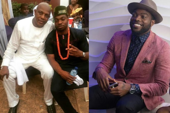 Photo of Meet Late Stephen Keshi's First Son