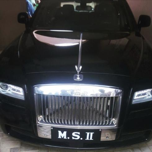 Photo of Emir of Kano Buys Rolls Royce Phantom