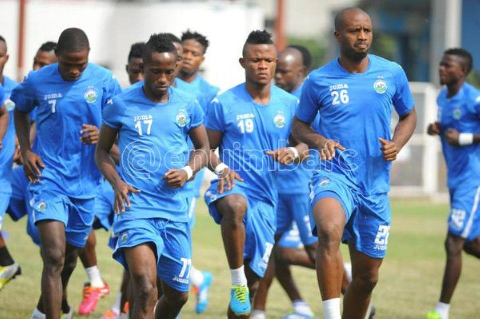 Photo of Enyimba's Udoh, Pyagbara, Onuigbo Out of El-Kanemi Tie