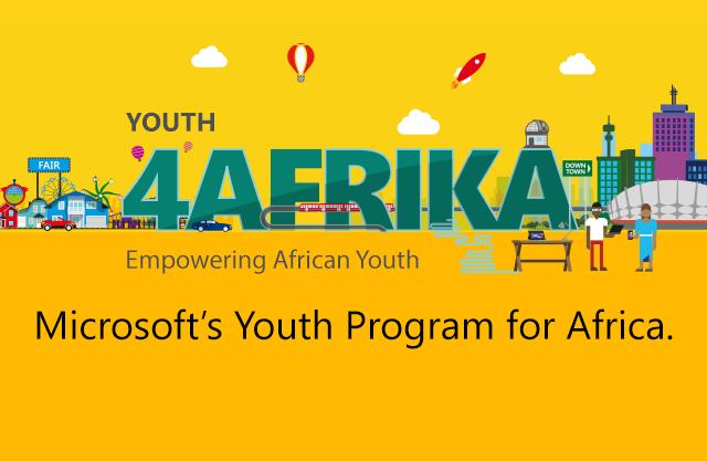 Photo of Microsoft Explore 4Afrika Internships
