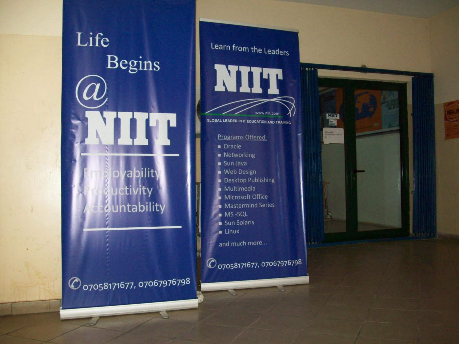 Photo of Apply for The 17th NIIT Nigeria Scholarship 2016