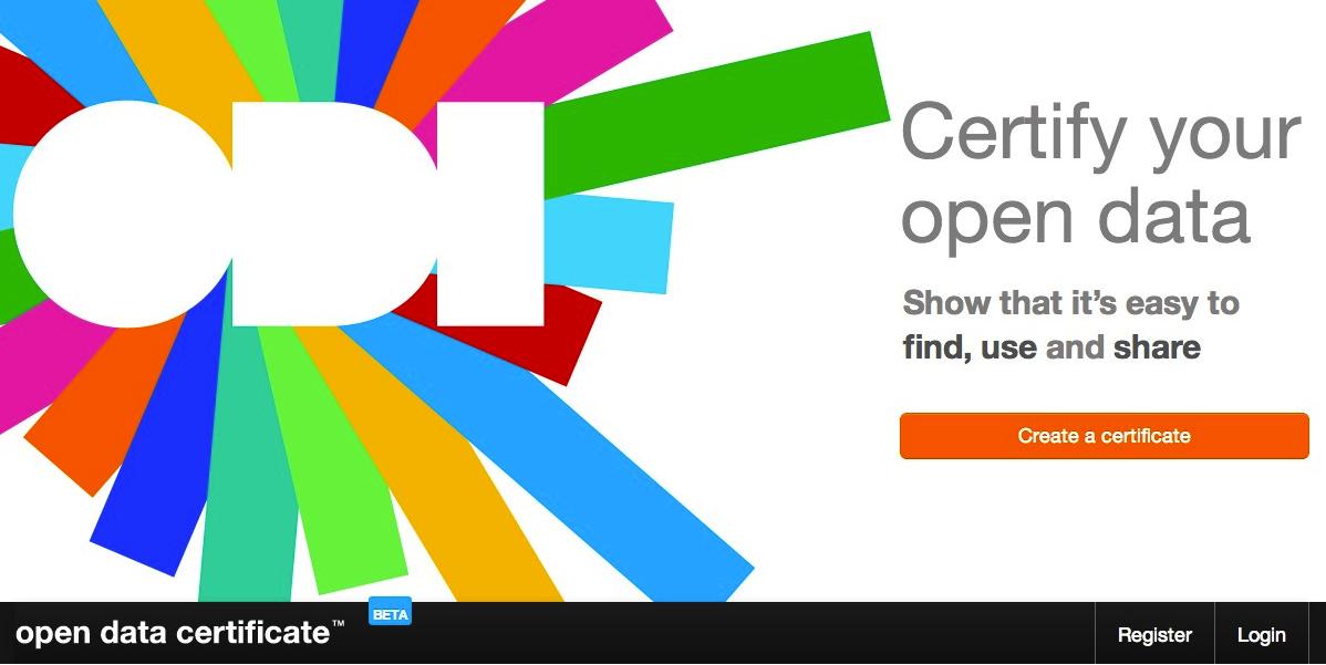 Photo of Open Data Institute (ODI) Accelerator for Innovative Startups