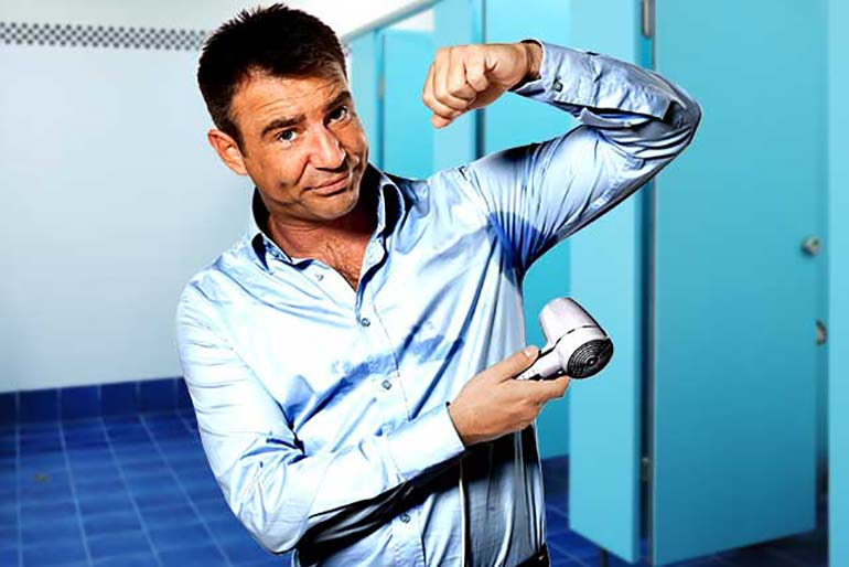 Photo of More Tips to Control Excessive Sweating