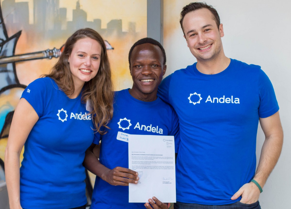 Photo of Success Operations Lead Needed at Andela