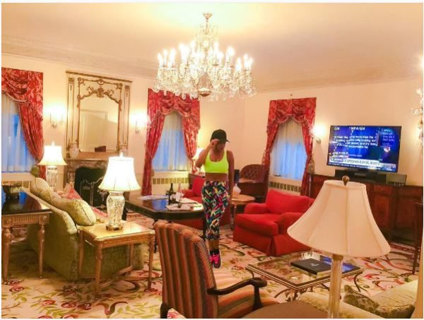 Photo of Check Out Photos of Chika Ike As She Vacations in New York