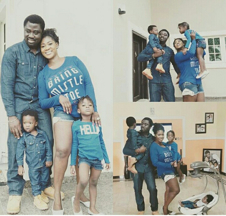 Photo of Mercy Johnson Still Looking Hawt After 3rd Baby
