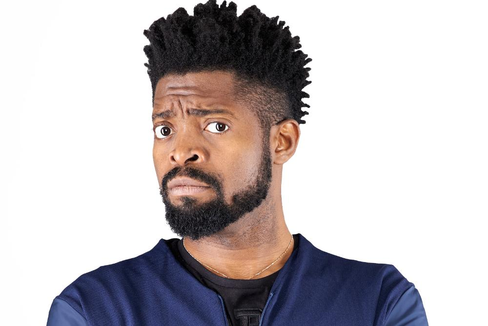 Photo of Basketmouth Celebrates With Friends After Being Robbed