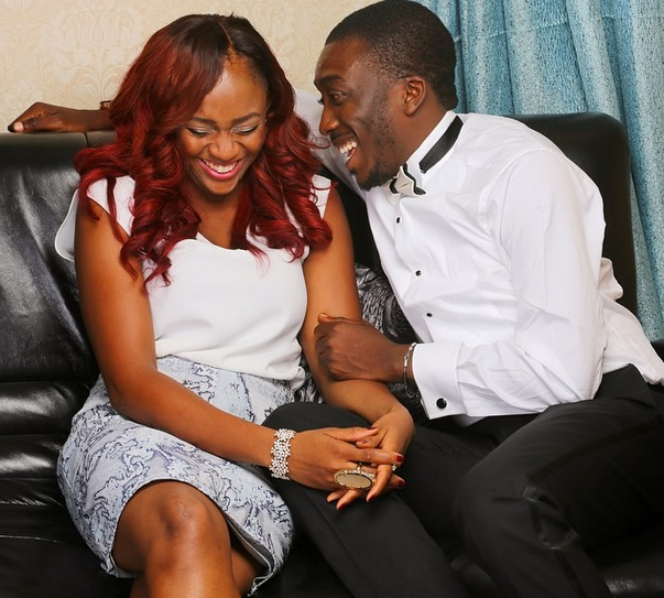 Photo of Bovi Showers Praises on His Wife Kris On Her Birthday Today