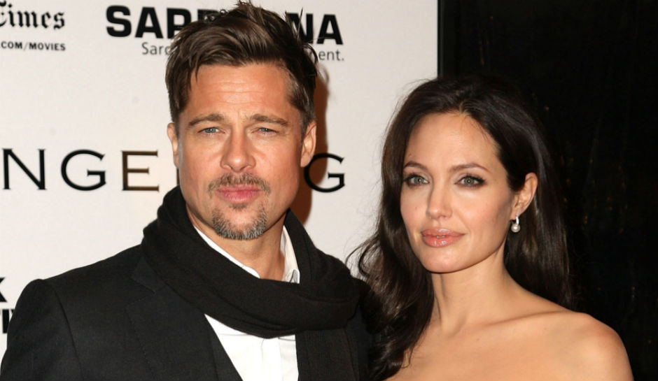 Photo of Angelina Jolie Files for Divorce From Brad Pitt