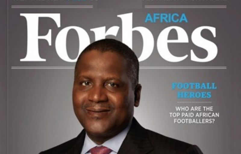 "Photo of ""I Need 38 Visas to Move Around Africa"" – Aliko Dangote"