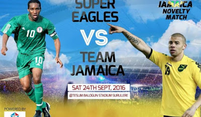 Photo of Okocha,Yobo and Others to Play Novelty Against Jamaican Ex Internationals Tommorrow