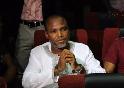 Photo of Judge Withdraws From IPOB Leader's Trial