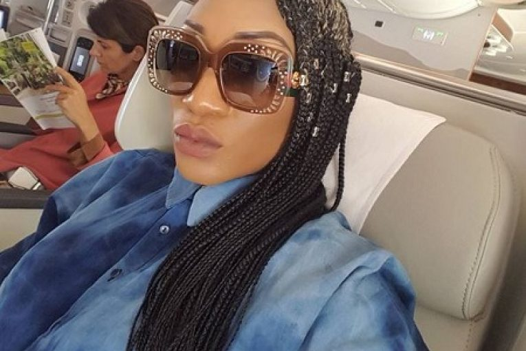 Photo of OMG! Check Oge Okoye Out in Her Black Dress