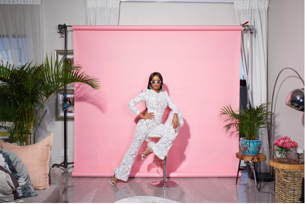 """SOUTH AFRICA's MEDIA IT GIRL """"BONANG MATHEBA"""" ANNOUNCED AS HOST FOR THE FUNKY BRUNCH 1 YEAR ANNIVERSARY IN LAGOS"""