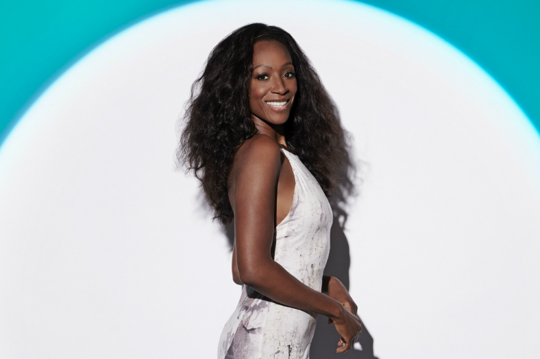 Victoria Ekanoye says X Factor progress would be bigger for her mum than Corrie