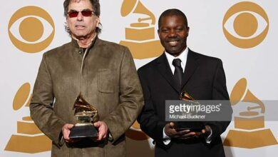 Photo of African Artists Who Have Won Grammy Awards