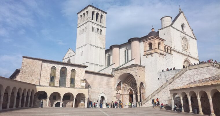 Tornare ad Assisi