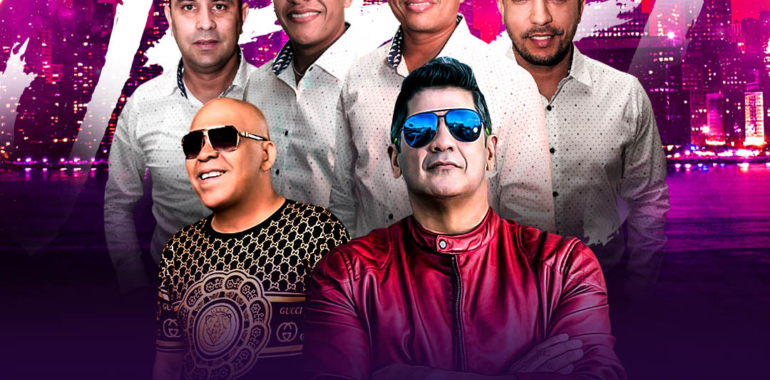Eddy Herrera , Banda Real y Teodoro Reyes